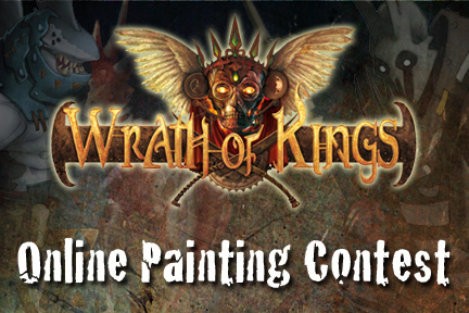 CMON Painting Contest 30: Wrath of Kings