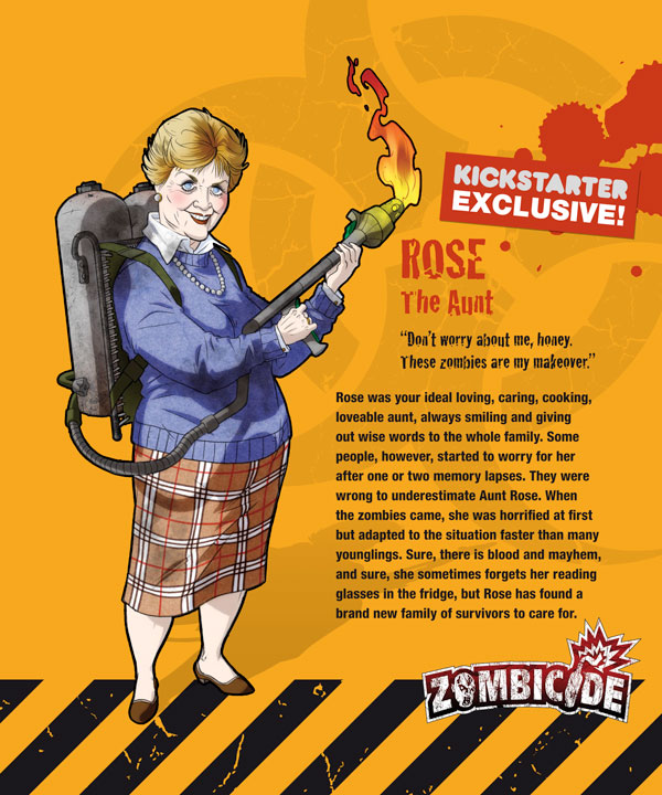 Image result for Angela Lansbury, zombicide