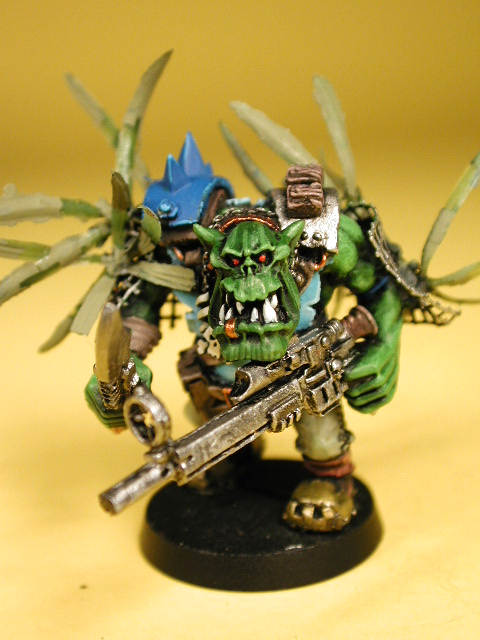 Coolminiornot 40k Ork Commando By Doust