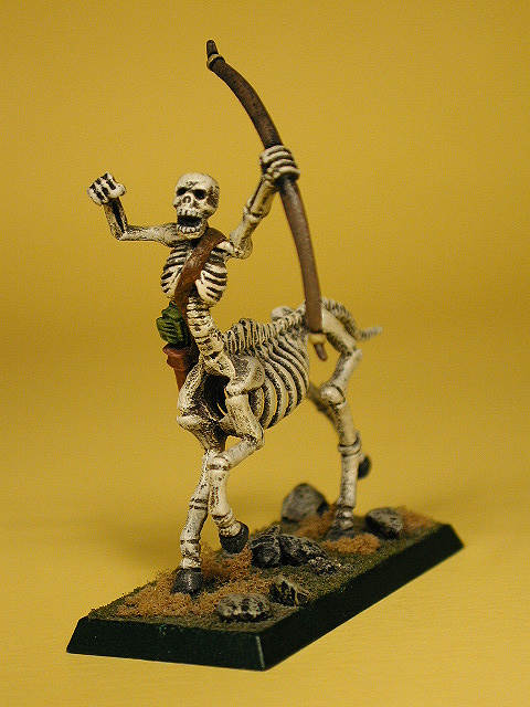 Coolminiornot Skeleton Centaur By Fatbastard
