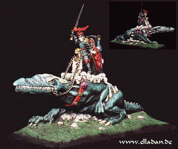 grendel dragon