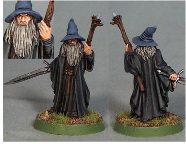 Gandalf - GW LOTR