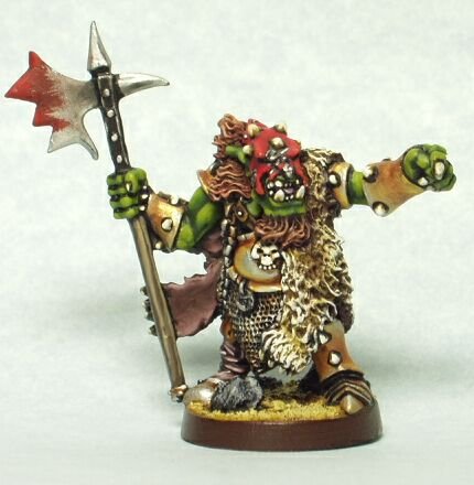 Image result for chainmail orc champion