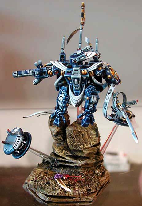 Tau Commander