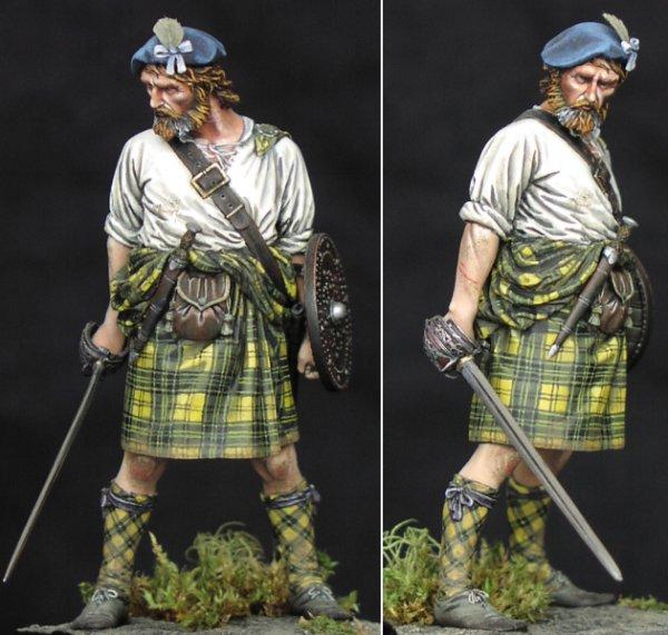 Highlands clan's man