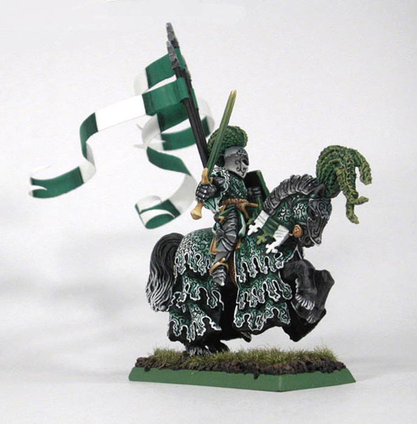 The Green Knight NMM Pose