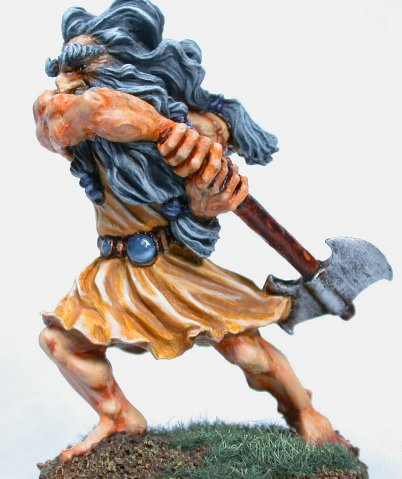 Coolminiornot Old Ral Partha Storm Giant By Slappingpaint