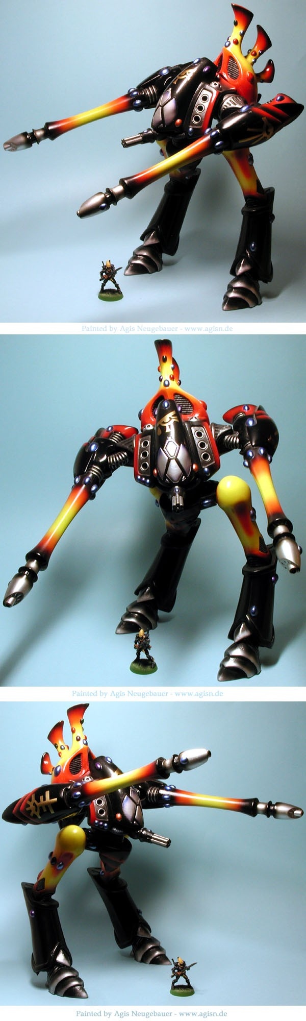 Armorcast Eldar Revenant Titan