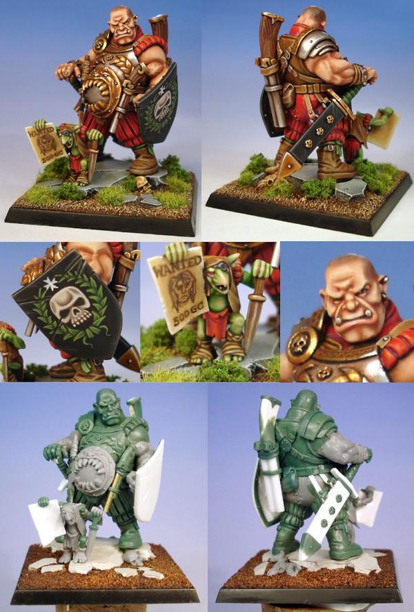 Ogre Bounty Hunter (UK GD '05)