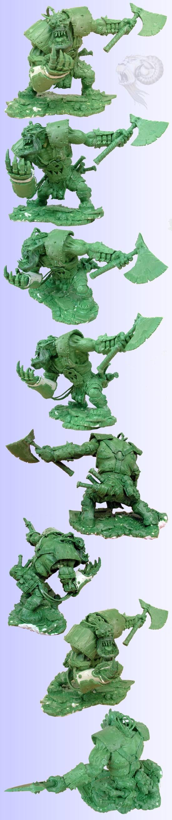 Ragnar(ork) Skulleater