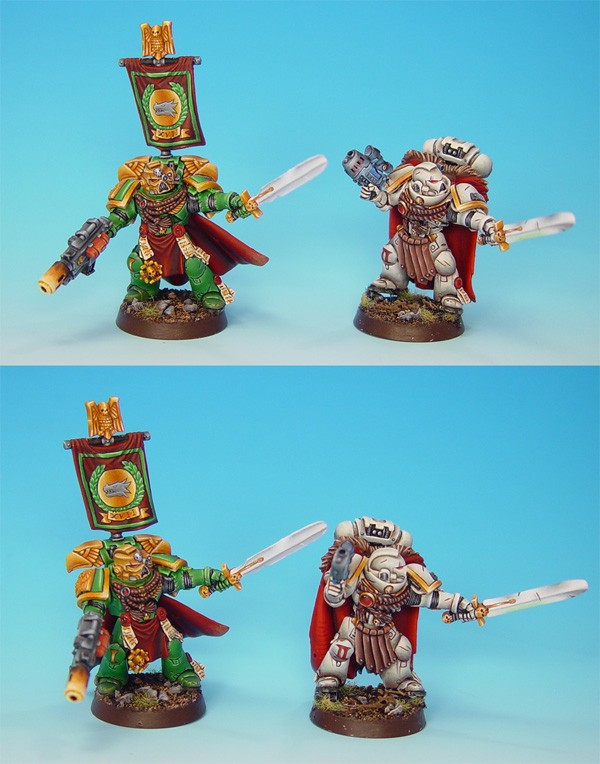 Space Marine Commanders
