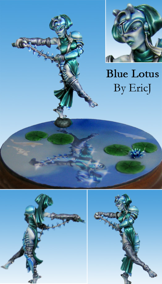 Blue Lotus - Dragyri Wail