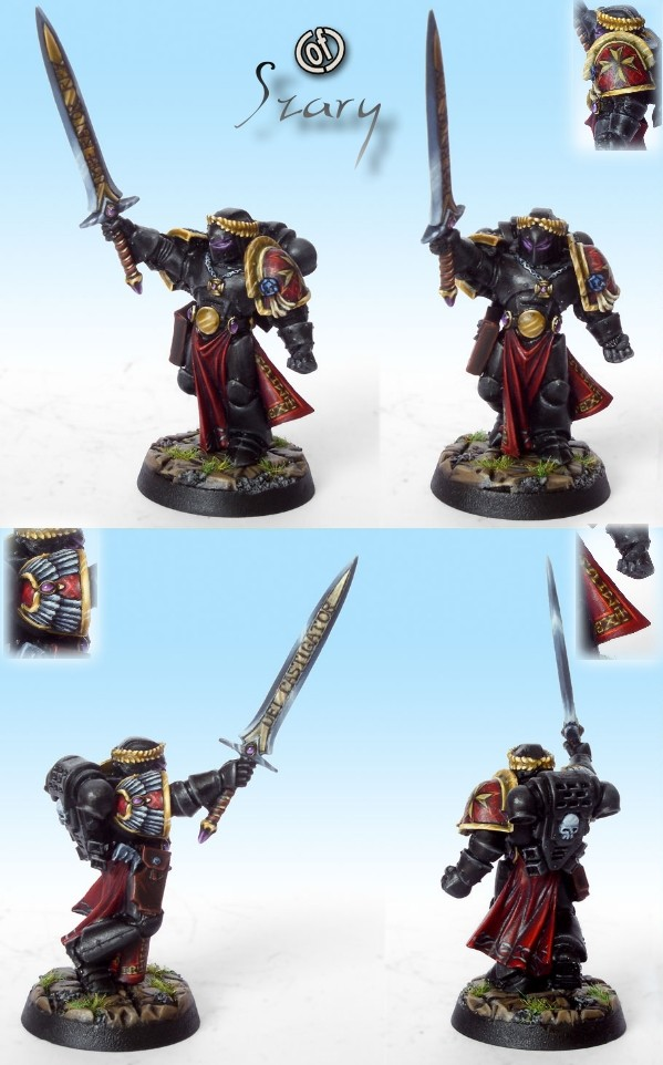 Space Marine Emperor`s Champion
