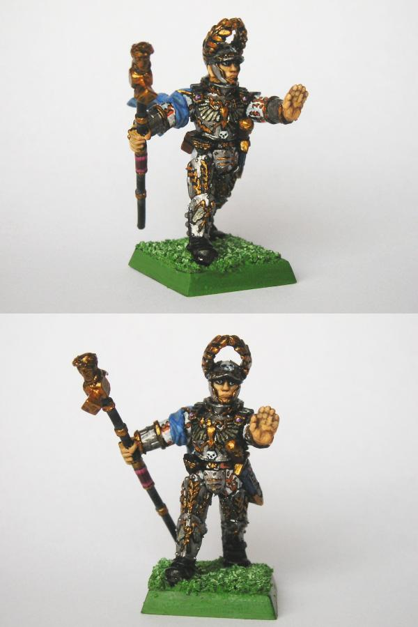 Coolminiornot Lord Solar Macharius Conversion By Chocapic