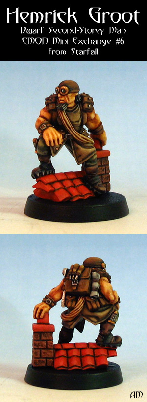 Dwarf Second-Storey Man (Hemrick Groot) - Mini Exchange #6