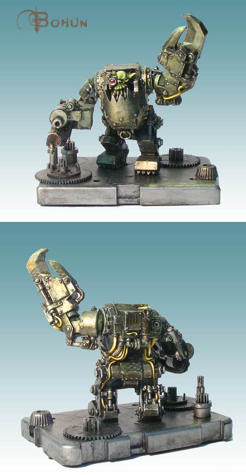 Ork In Mega Armour V2
