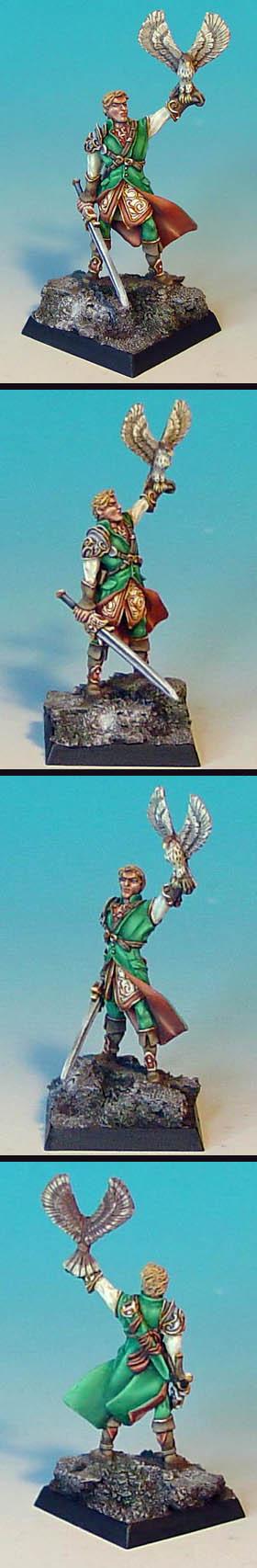 Hawk Silverblade