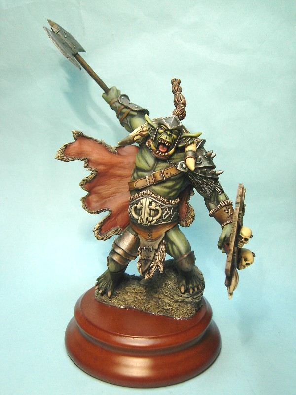 Volgor ...The Skull Hunter
