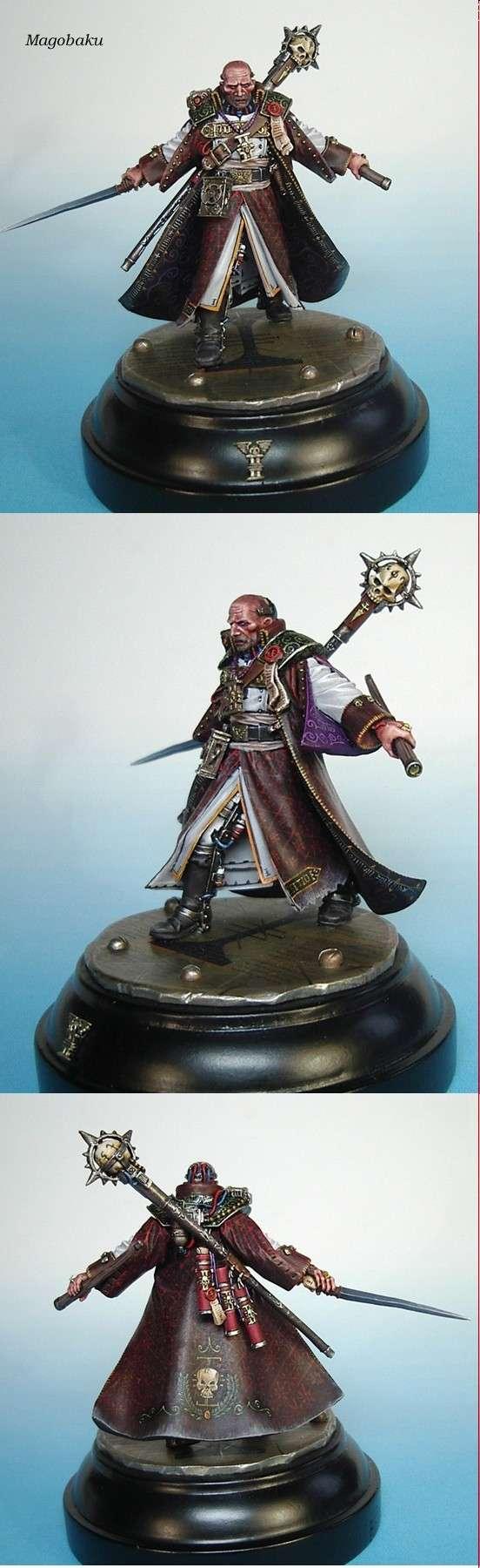 Eisenhorn,the inquisitor