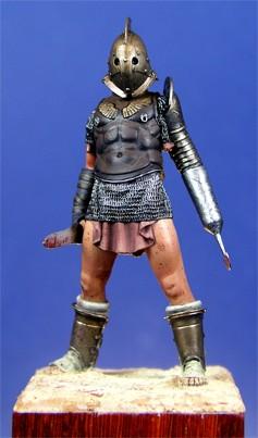 CoolMiniOrNot Scissor gladiator by jitch0t