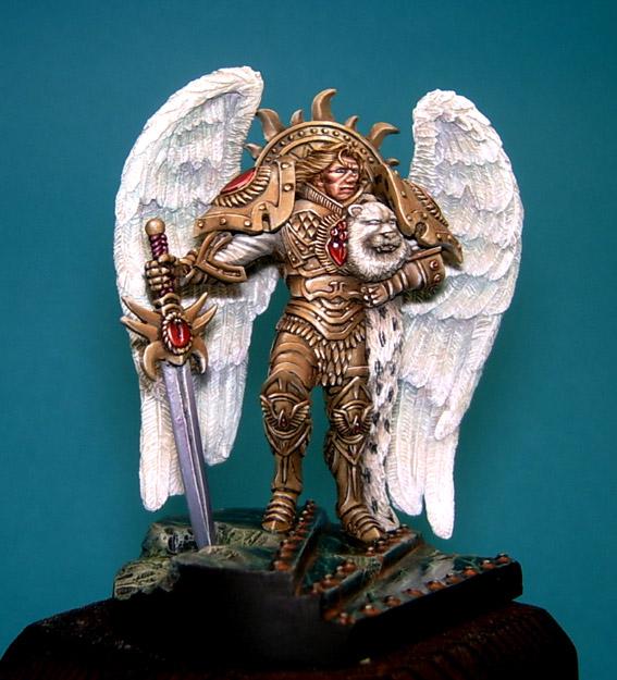 Sanguinius - Primarch Of The BLOOD ANGELS