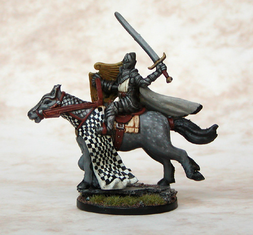 CoolMiniOrNot - Mounted Paladin (D&D Miniatures ...