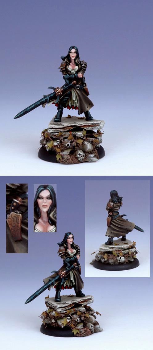 Alexia Ciannor -RPG