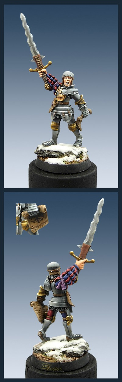 IMPERIAL GREAT SWORDS CHAMPION