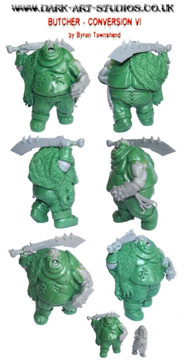 Ogre Butcher - conversion