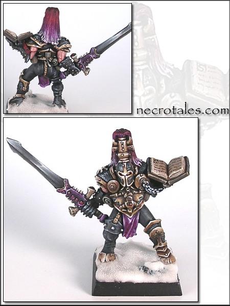 Citadel Slaanesh Chaos Champion