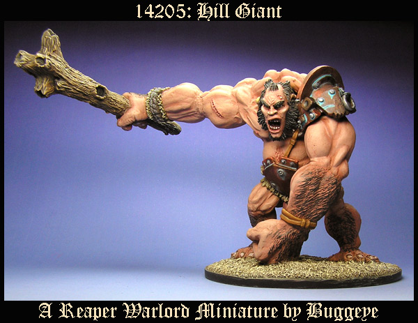 14205: Hill Giant