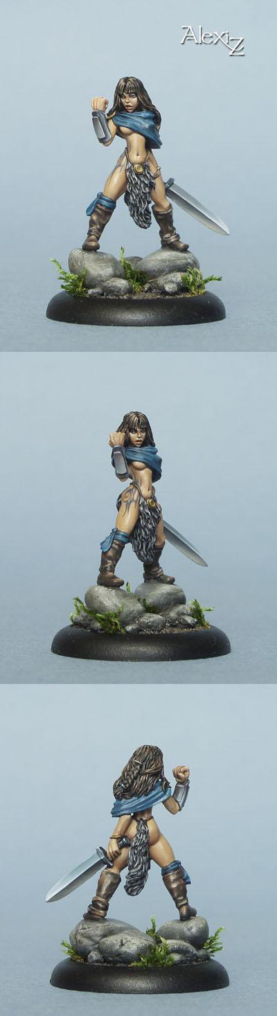 Lorna The Huntress