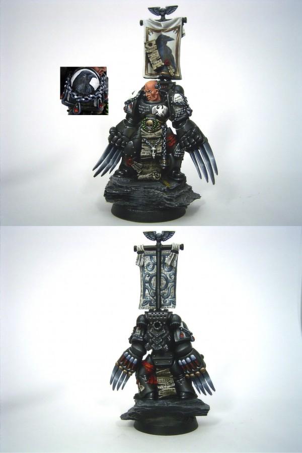 Raven guard Sicarius