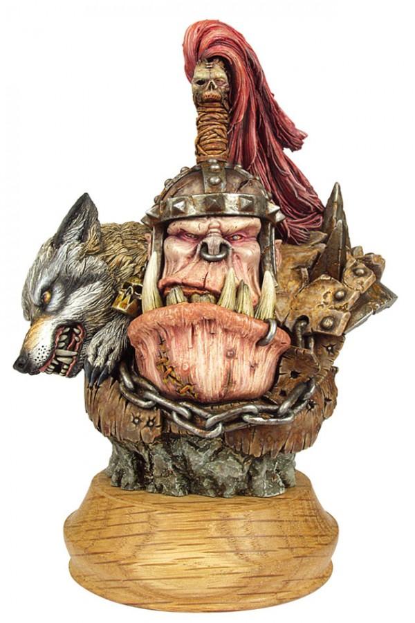 buste Orque forgeworld Modifié