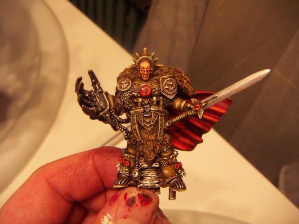 horus the warmaster pre-heresy