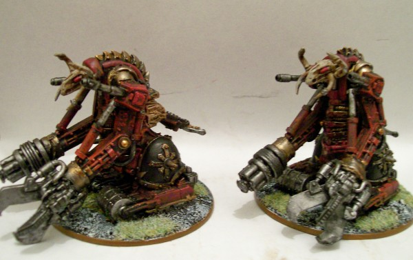 CoolMiniOrNot - Epic 40k Khorne Lord of Battle by Grimtuff