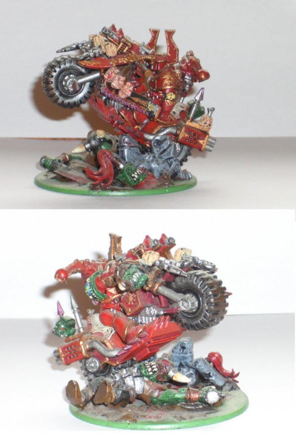 World Eaters Biker Champion