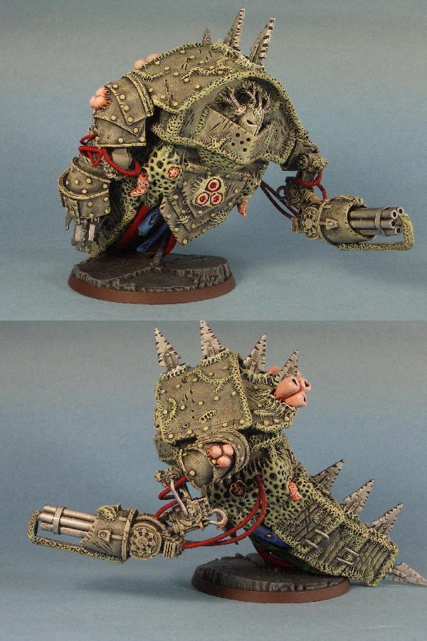 Coolminiornot Nurgle Dreadnought Death Guard