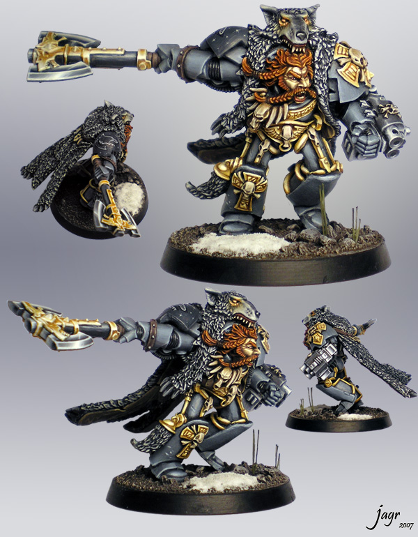 Wolf Lord Logan