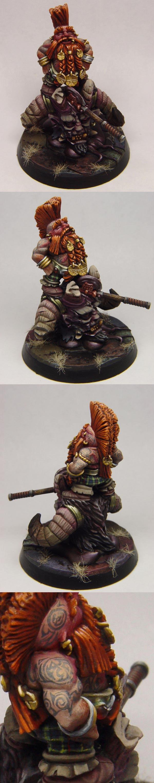 Dwarf demon slayer limited edition GD 2006