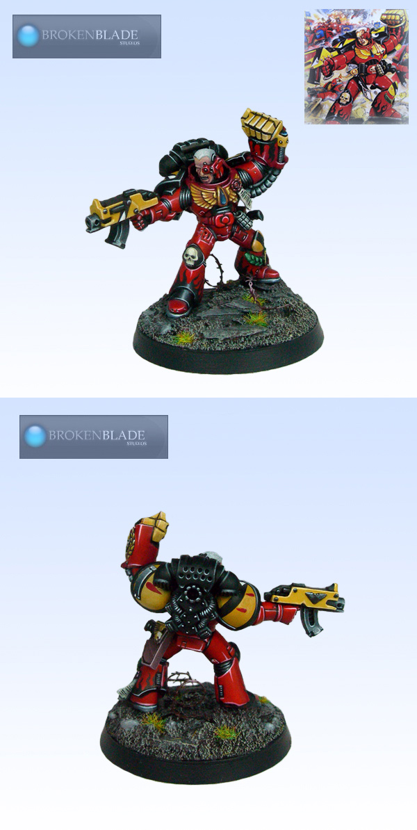 Blood Angel Conversion
