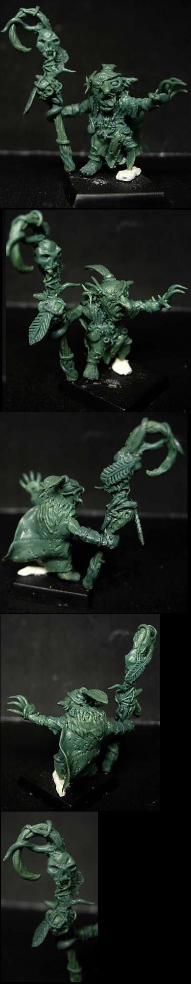 Forest Goblin Shaman (28 mm)