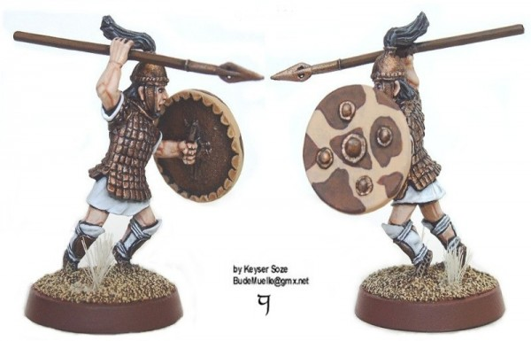 CoolMiniOrNot - Hector of Troy by Keyser Soze