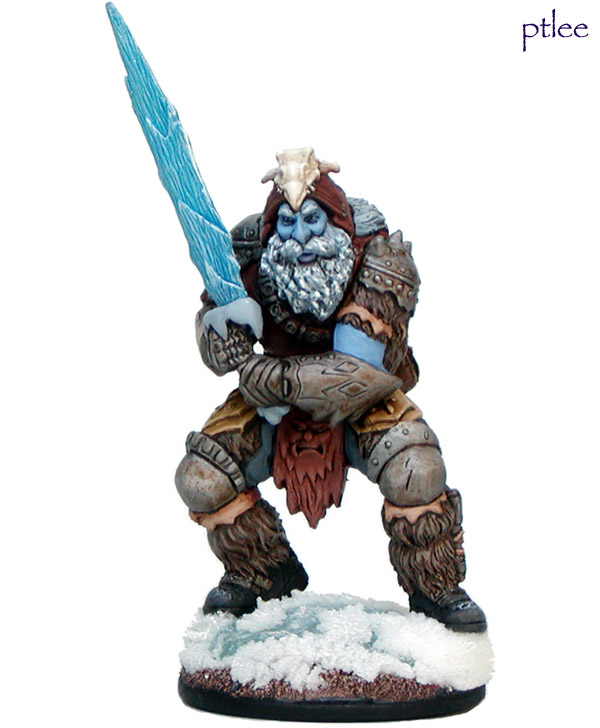 Frost Giant Jarl (Night Below)