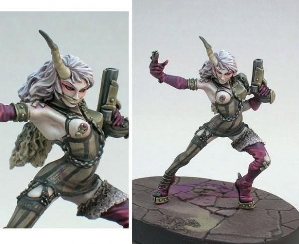 Femme Militant Gallowglass