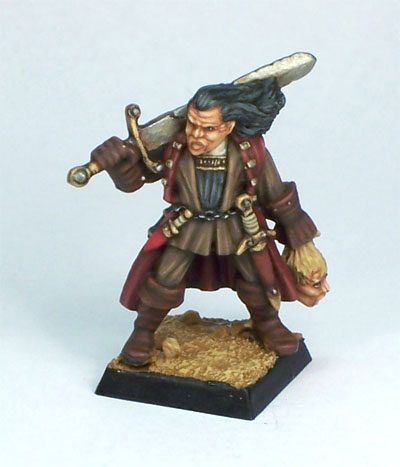 Image result for mordheim witch hunter captain