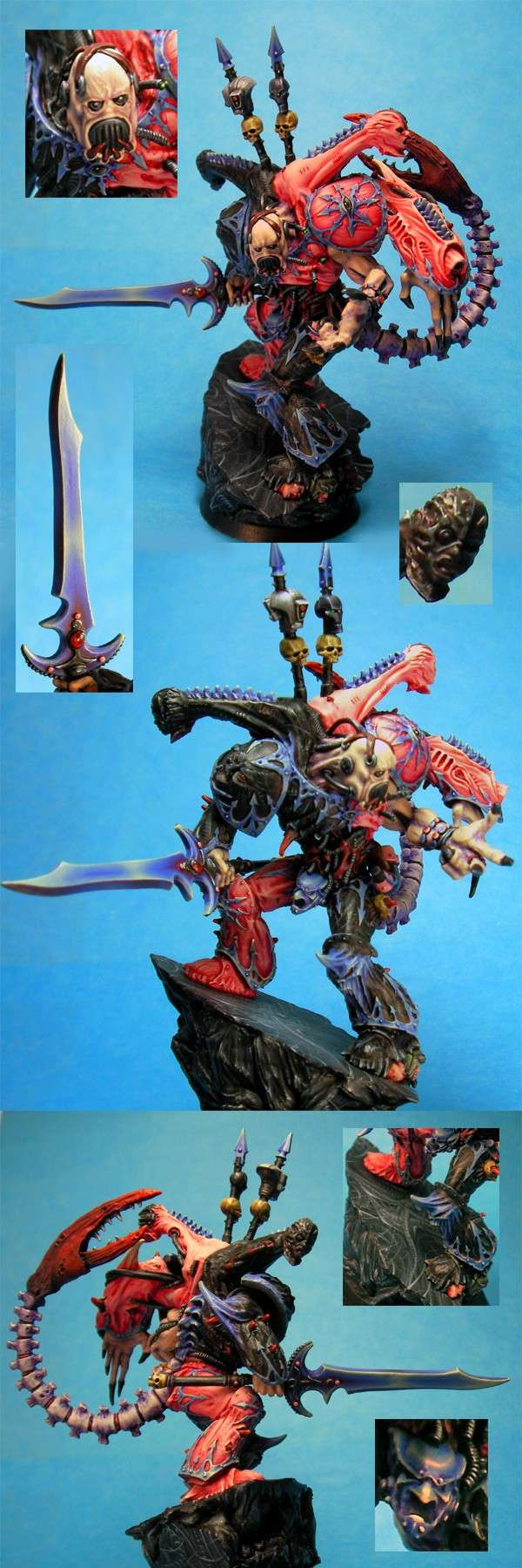Slaaneshi-esque Daemon prince