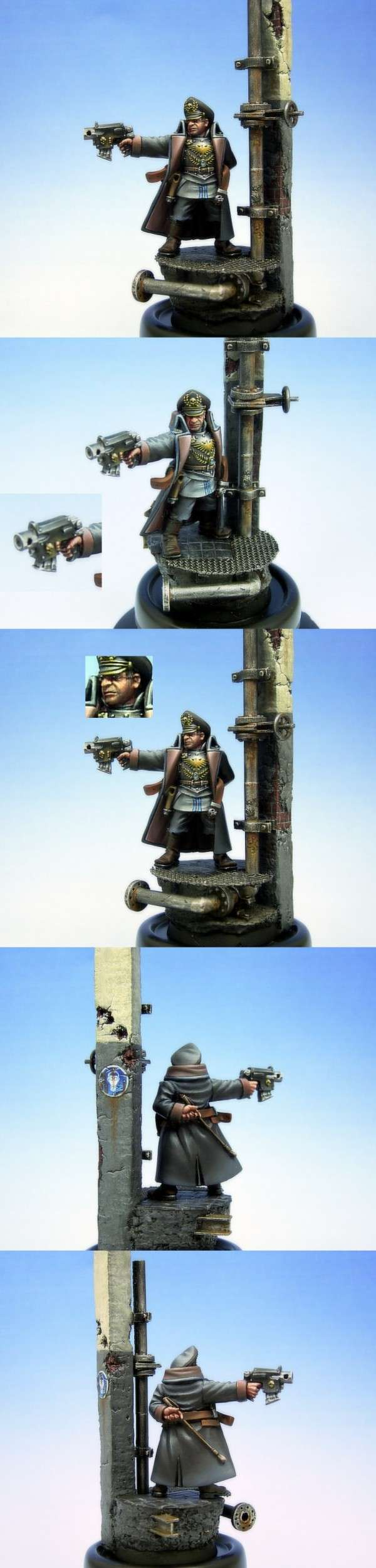 Imperial Guard Commissar  III.