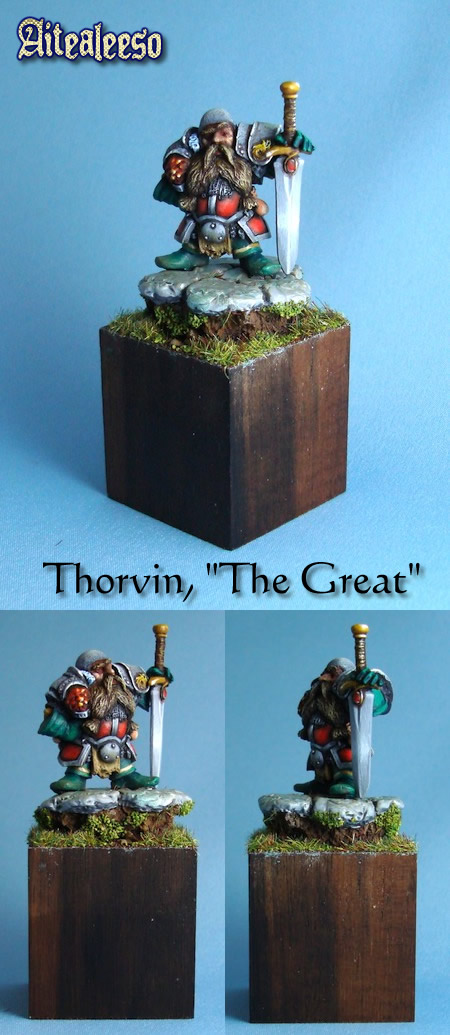 Thorvin, the great