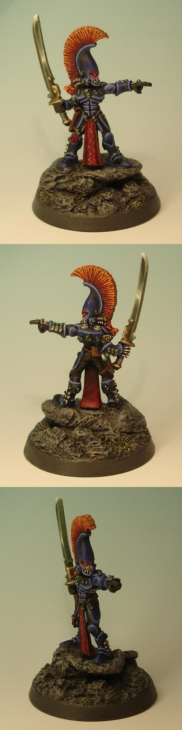 Dire Avenger Exarch (better pictures)